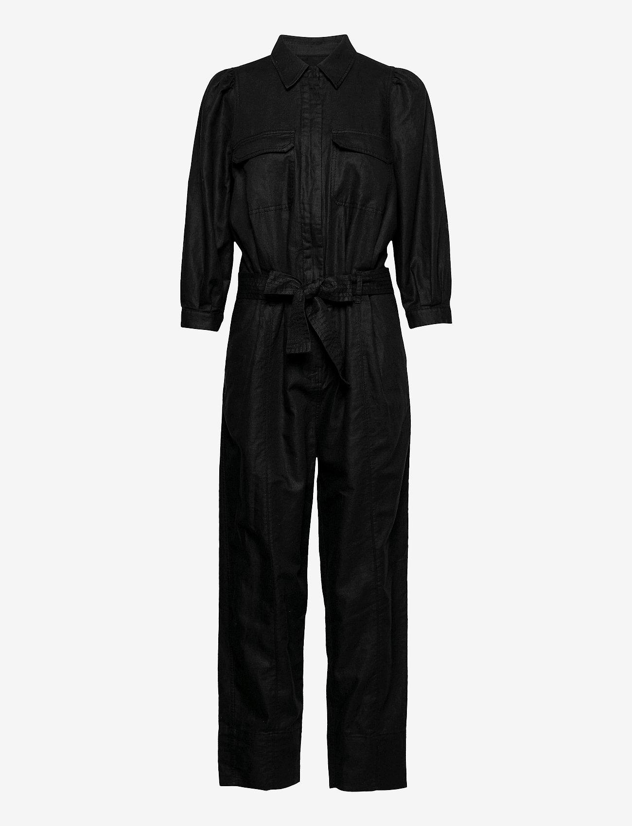 Second Female - Selene New Jumpsuit - jumpsuits - black - 1