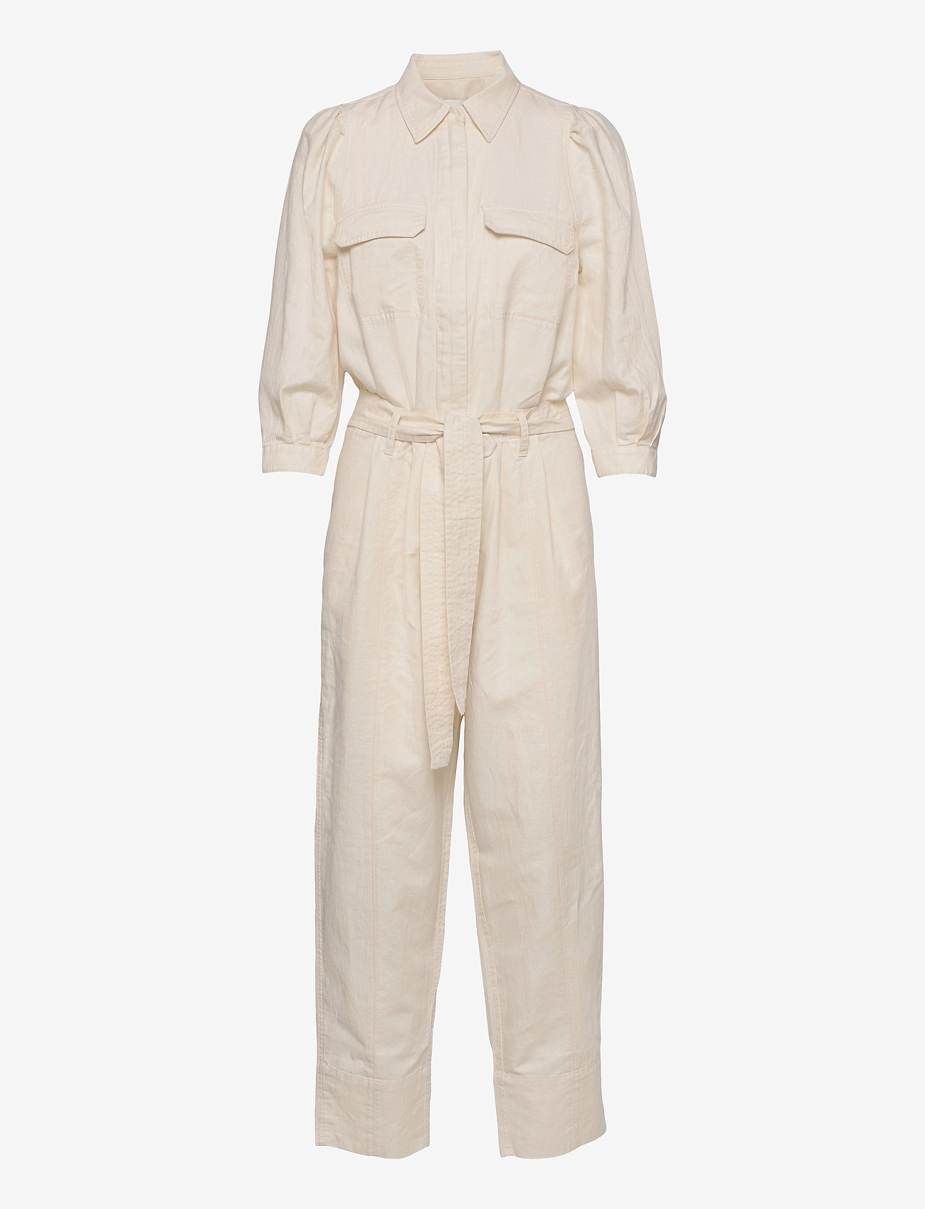 Second Female - Selene New Jumpsuit - jumpsuits - white swan - 1