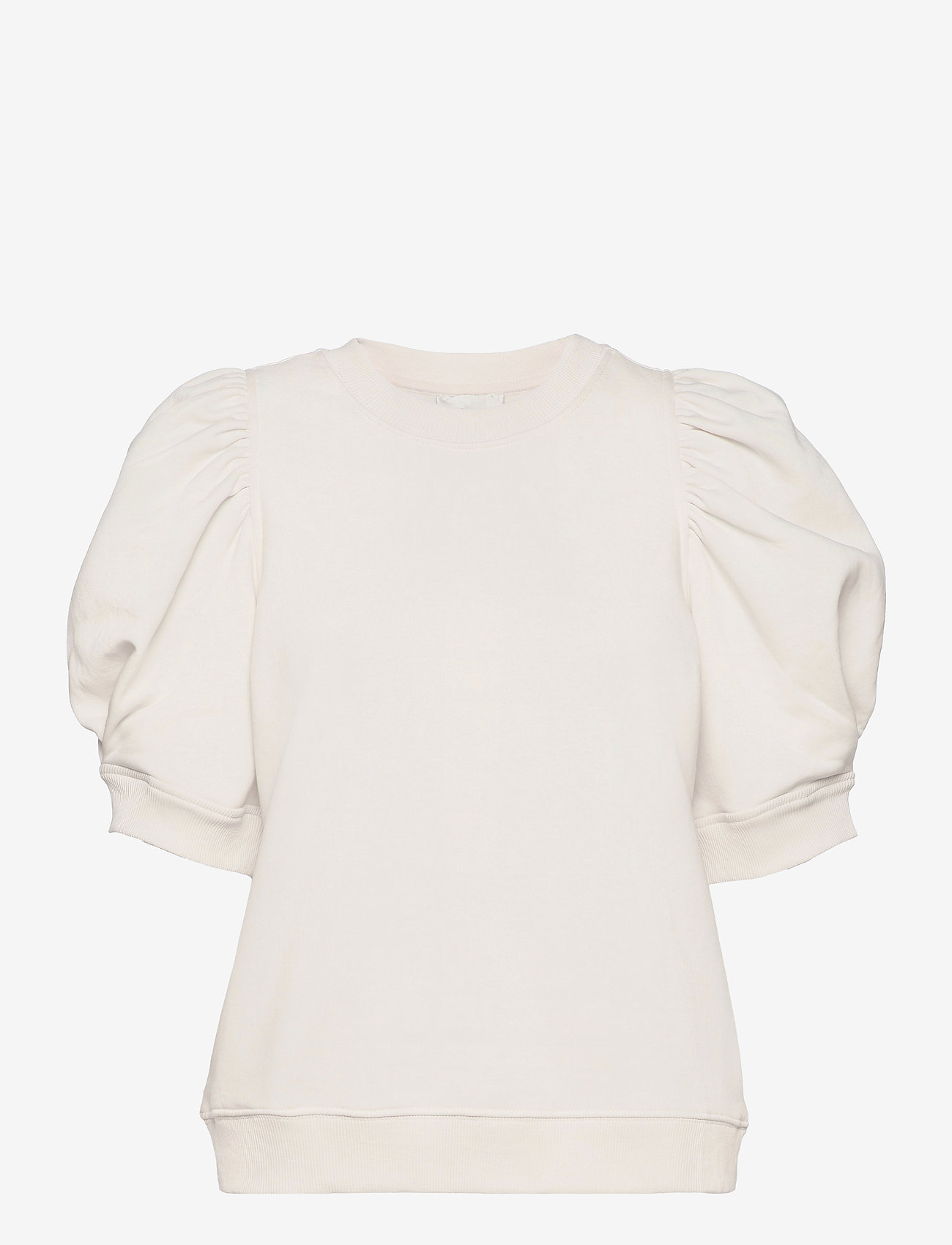 Second Female - Miami Sweat Tee - t-shirts - off white - 1