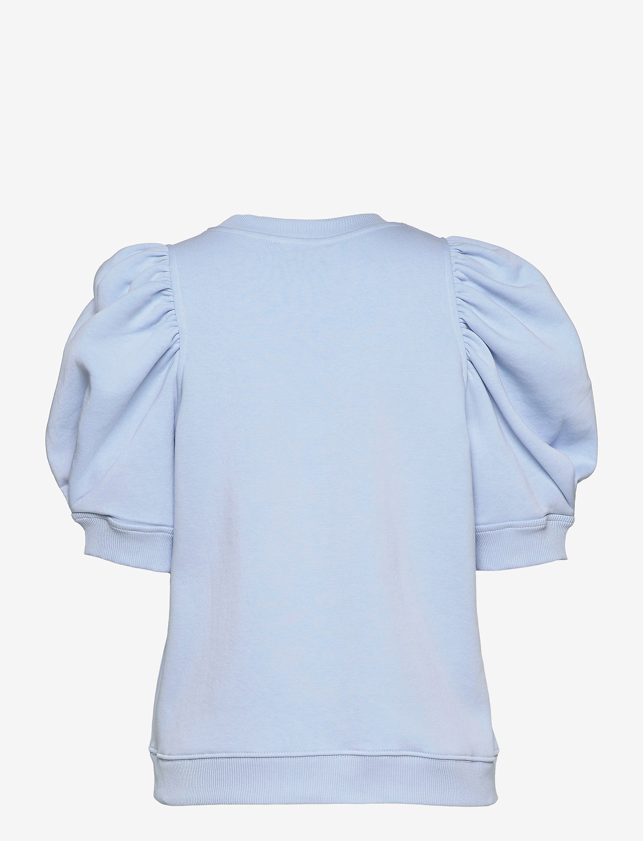Second Female - Miami Sweat Tee - t-shirts - pale sky blue - 1