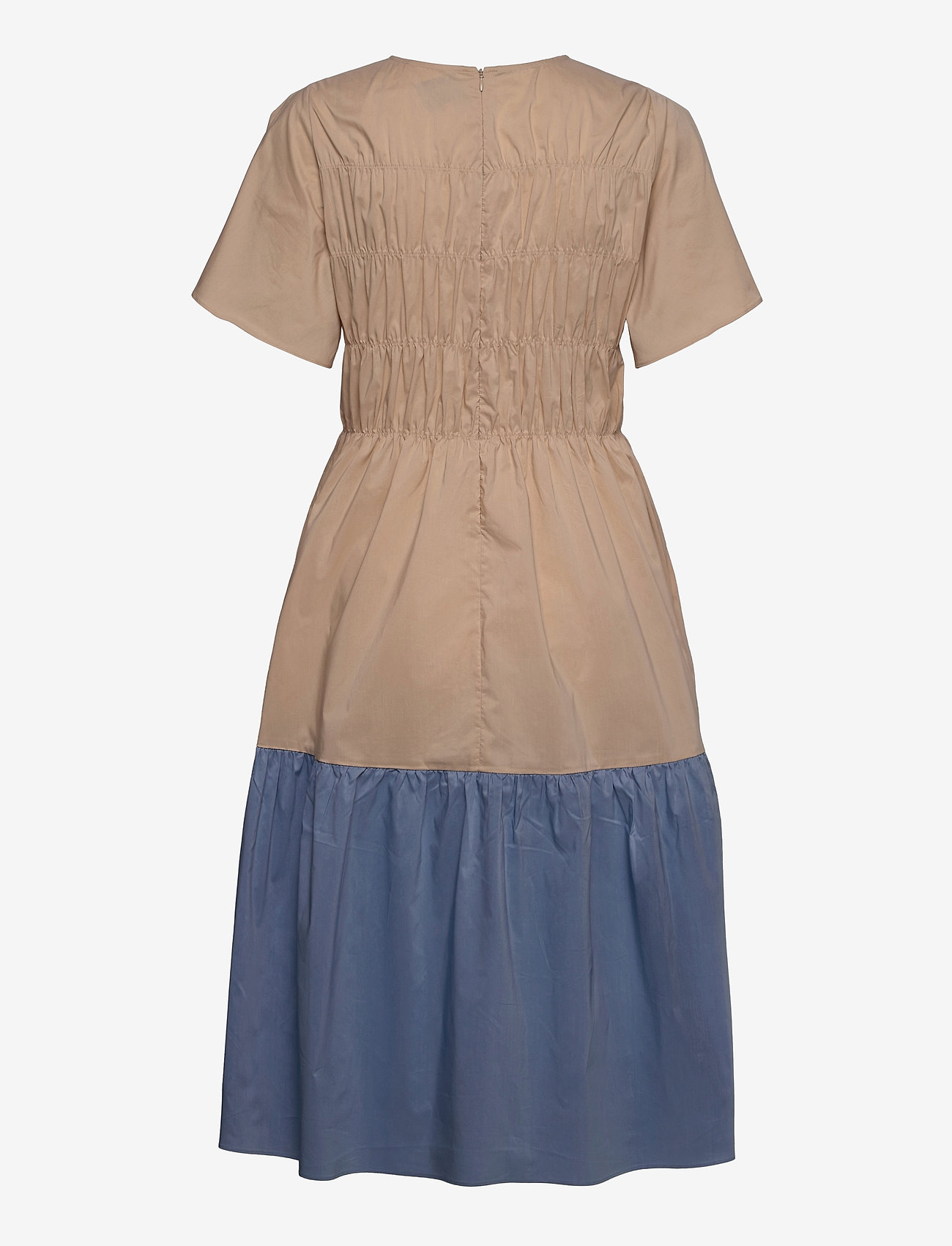 Second Female - Glasgow Dress - vardagsklänningar - beige - 1