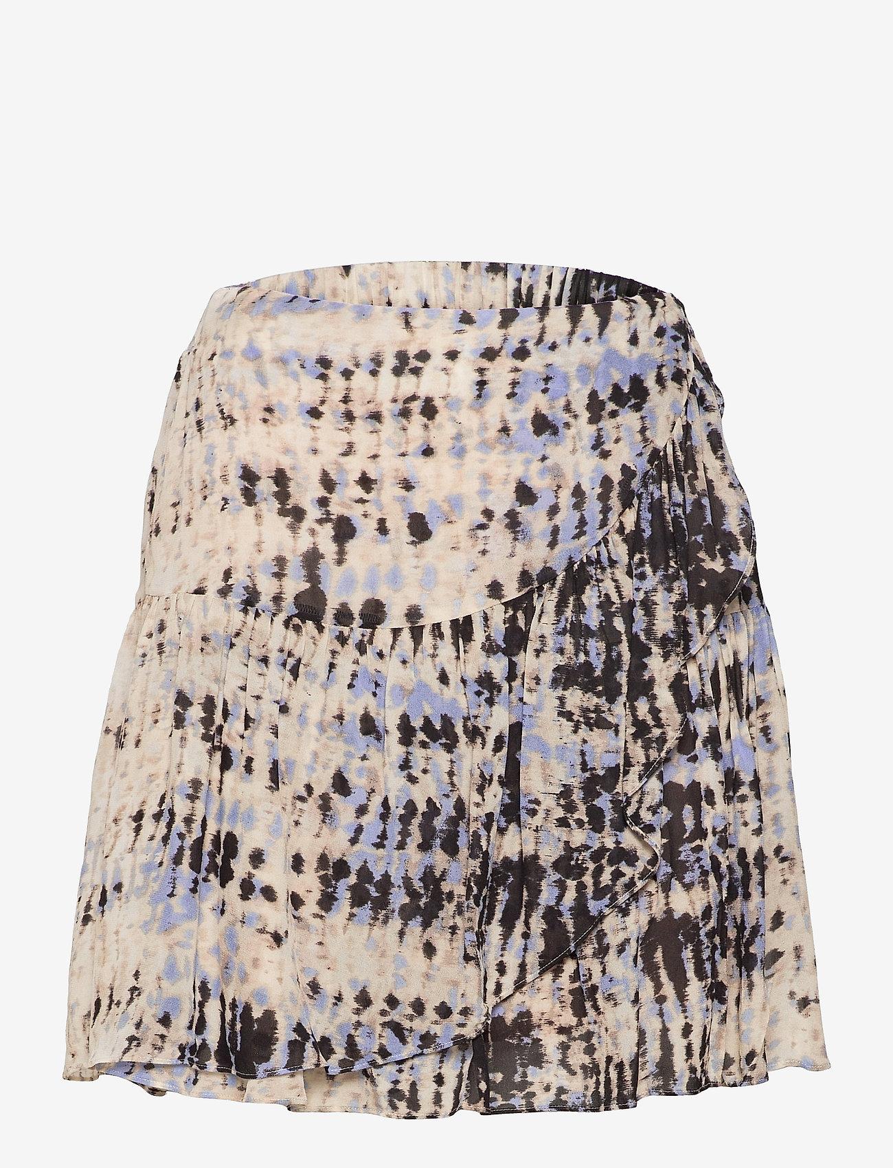Second Female - Malo Skirt - korta kjolar - black - 1