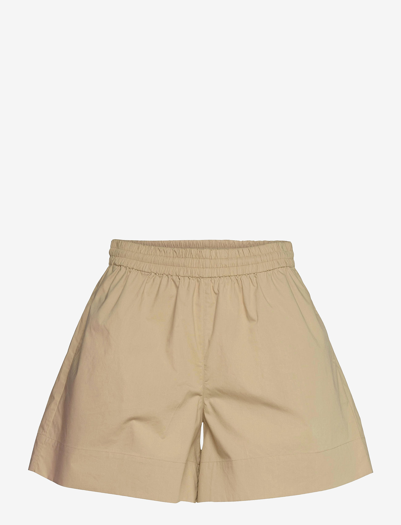 Second Female - TINE ANDREA & DARJA x SECOND FEMALE Brooklyn Shorts - shorts casual - humus - 0