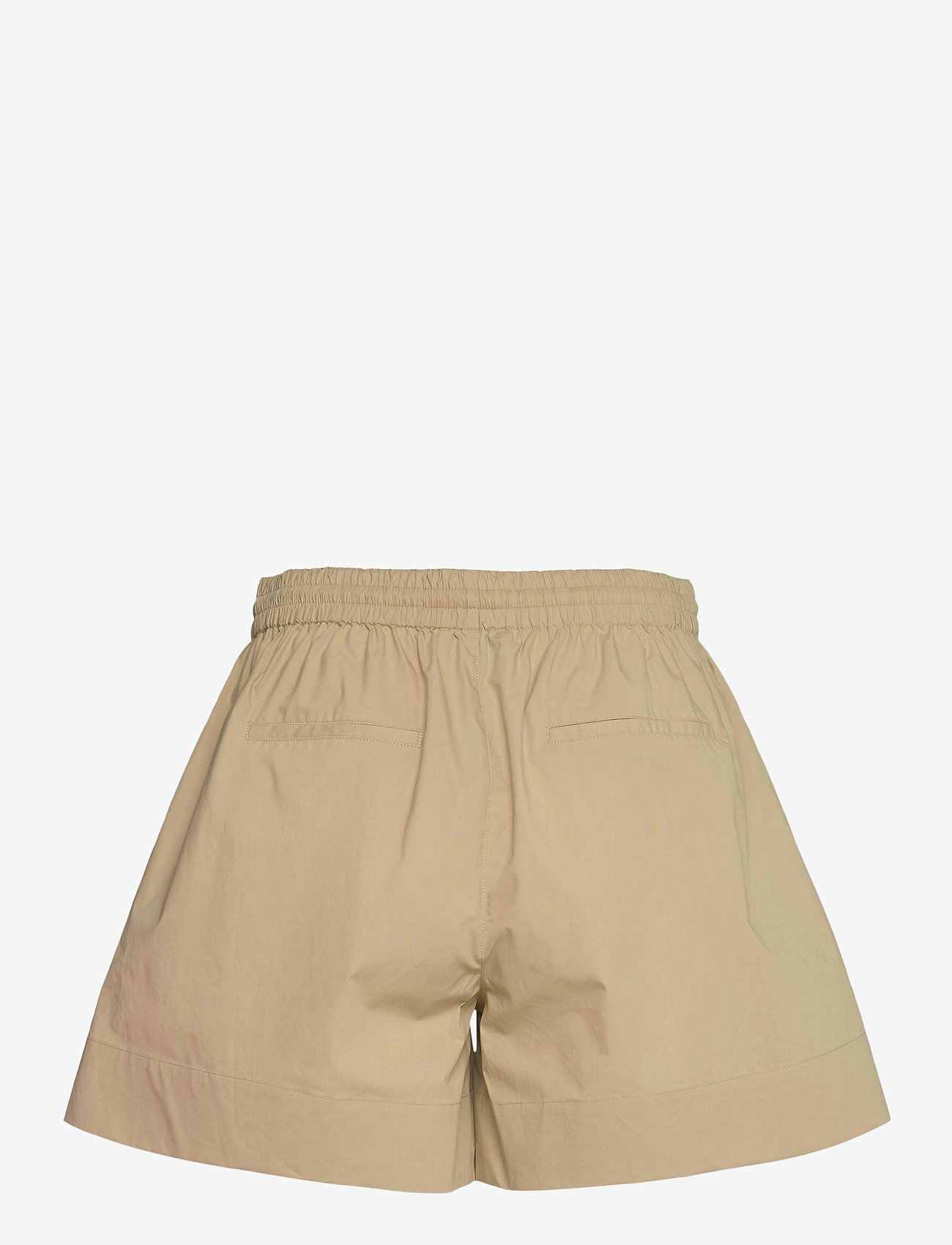 Second Female - TINE ANDREA & DARJA x SECOND FEMALE Brooklyn Shorts - shorts casual - humus - 1