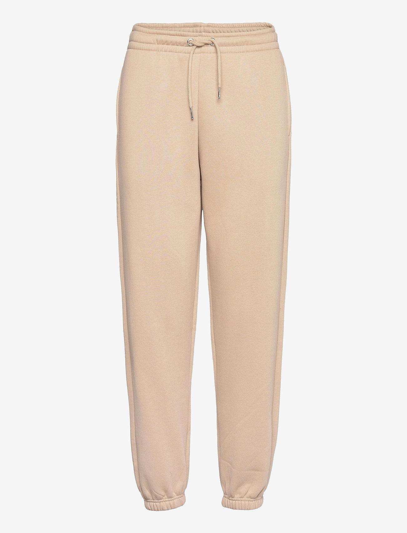 Second Female - Carmella Sweat Pants - sweatpants - cement - 0