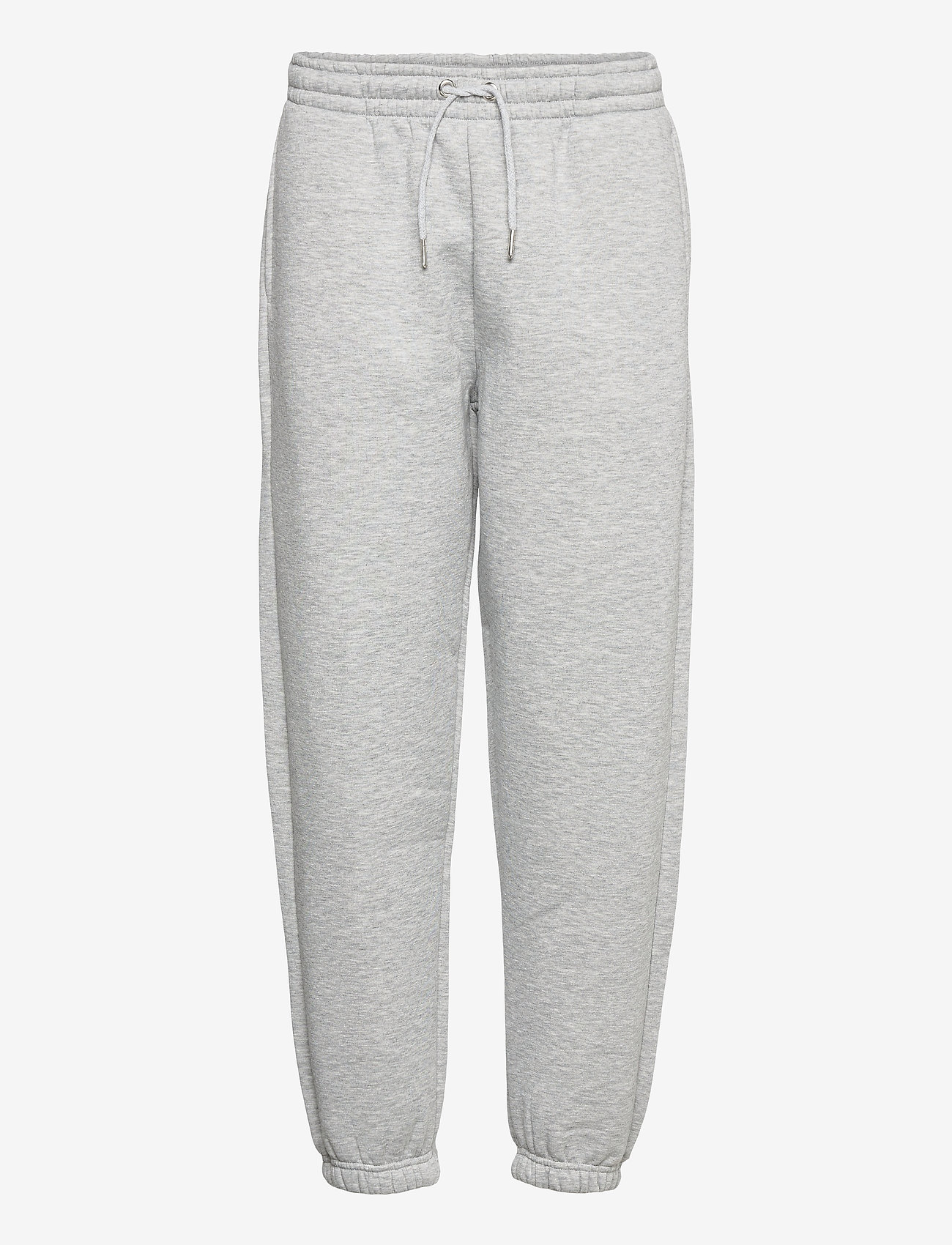 Second Female - Carmella Sweat Pants - sweatpants - light grey melange - 0