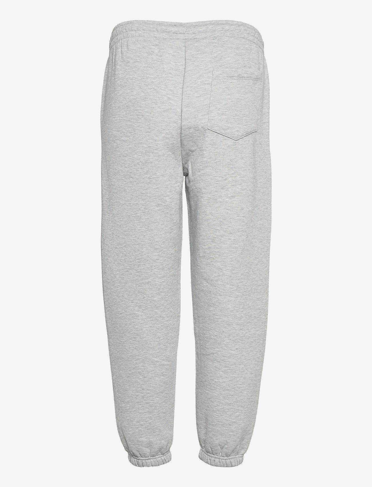 Second Female - Carmella Sweat Pants - sweatpants - light grey melange - 1