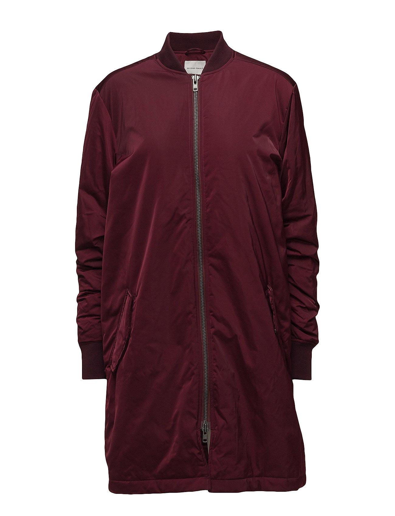 Mallory Bomber Coat