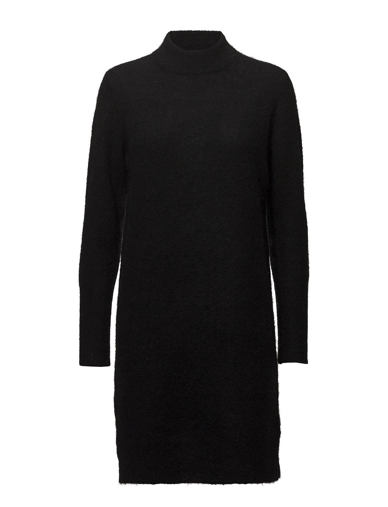 Brook Knit O-Neck Dress
