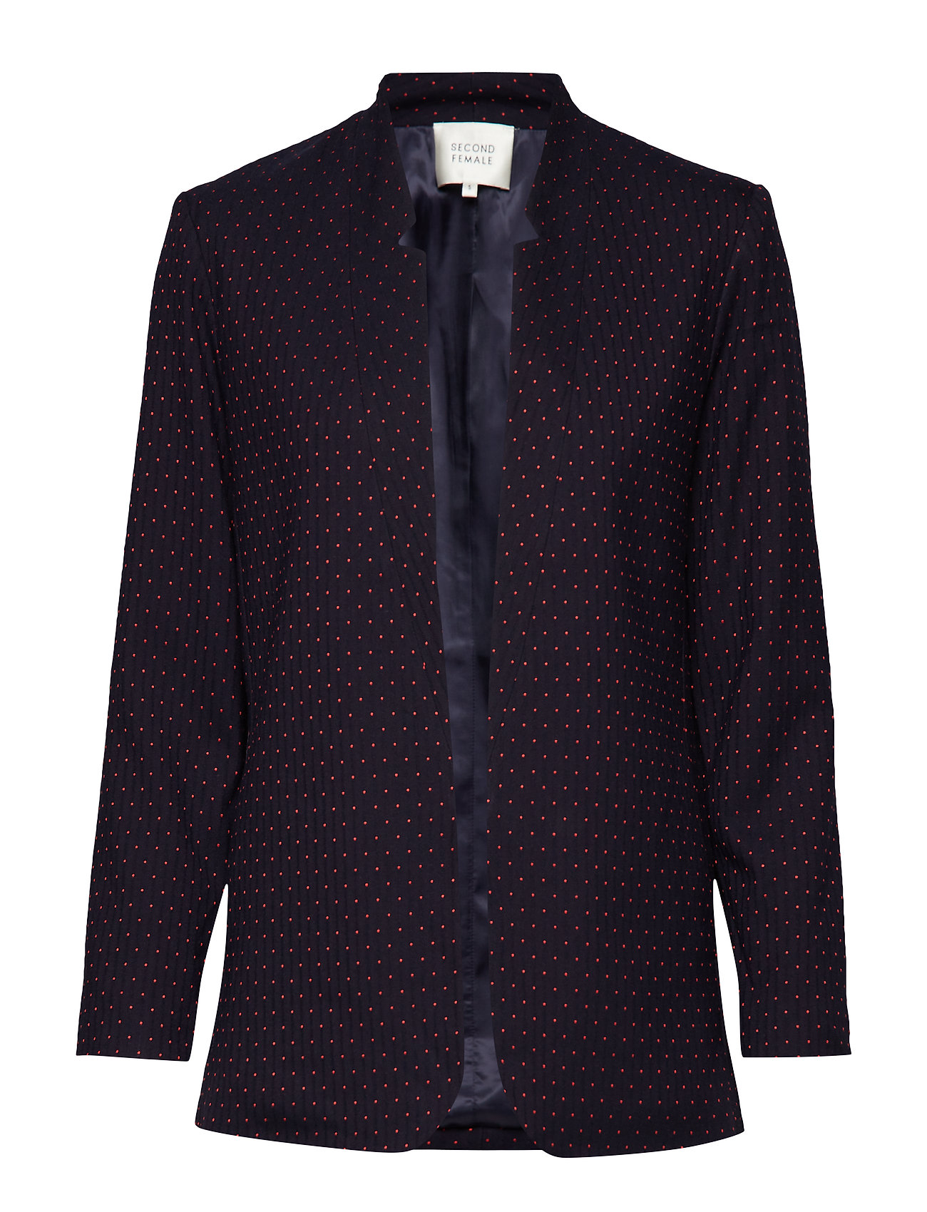 Second Female Luus Blazer - MARITIME BLUE