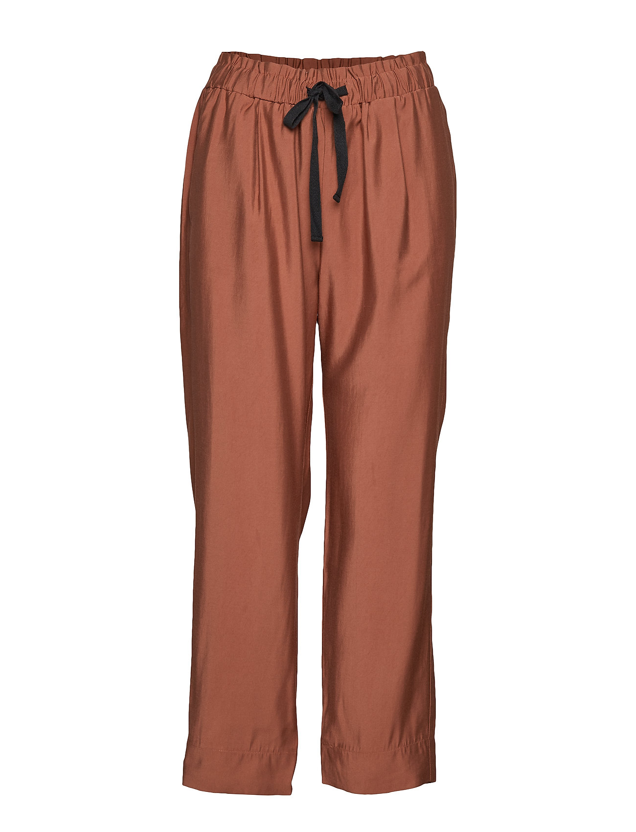 Second Female Breeze HW Trousers - BROWN PATINA