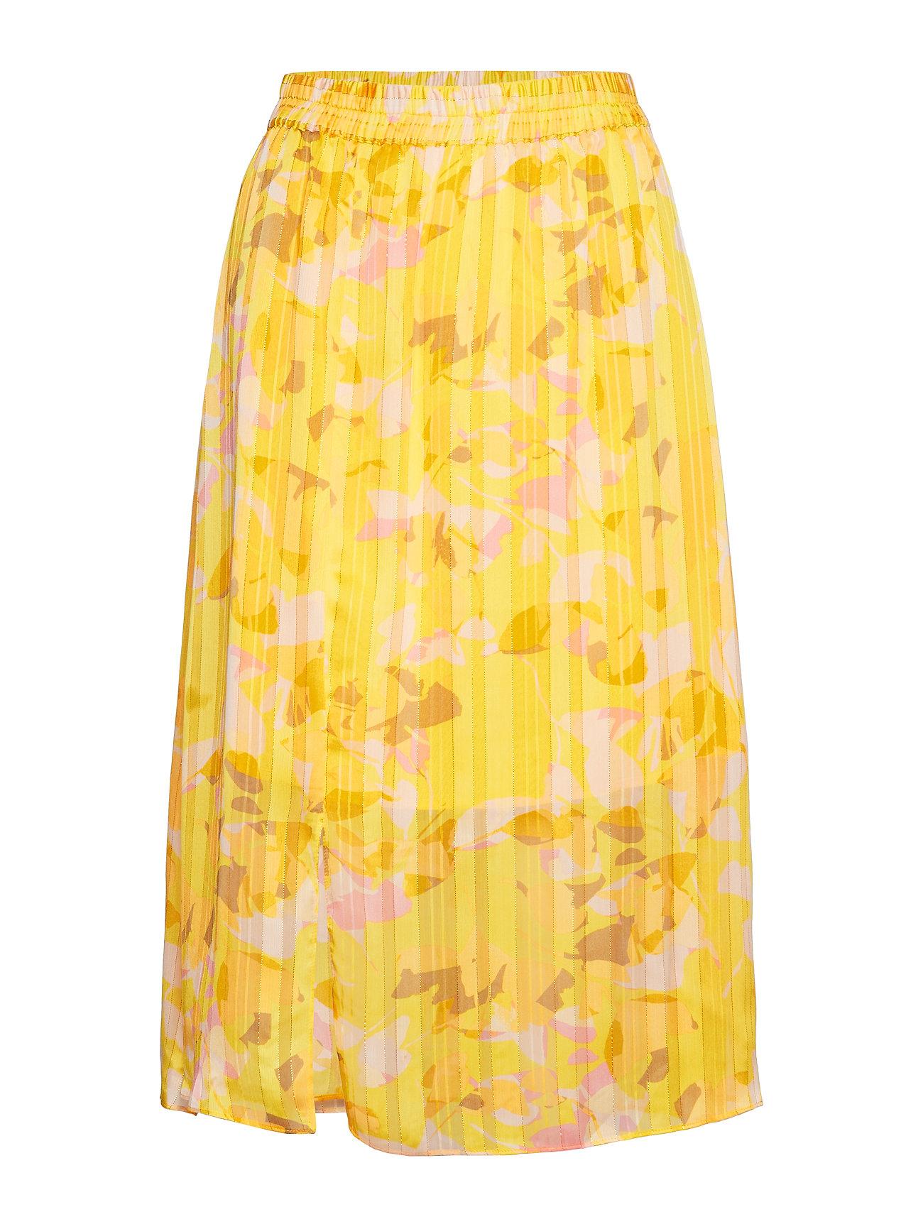 Second Female Heat Medi Skirt - DAFFODIL