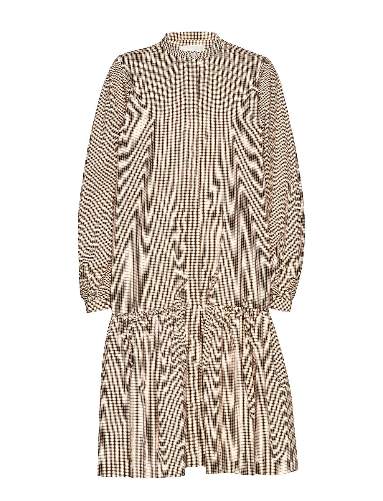 Second Female Jang LS Dress - CHAI TEA