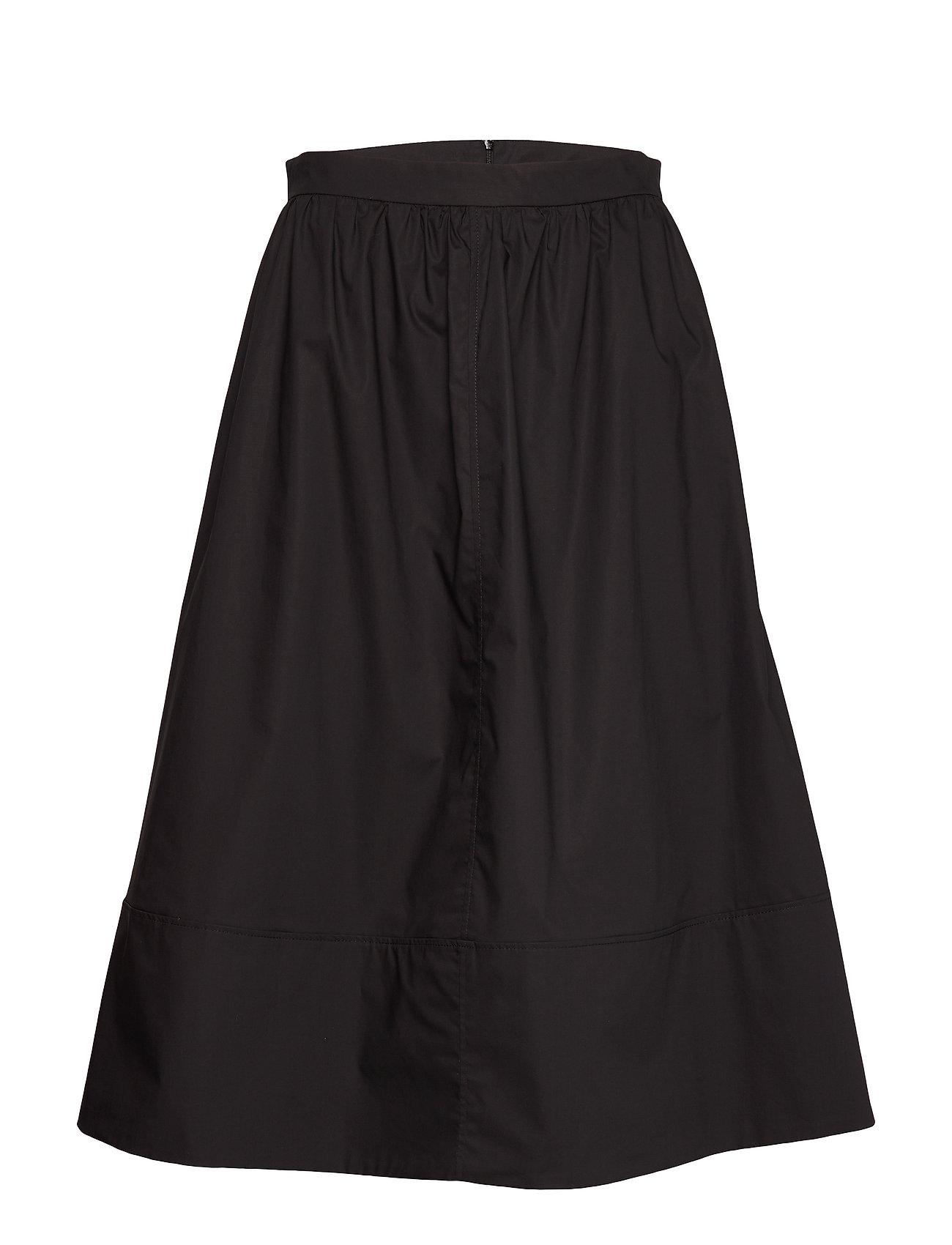 Phoebe HW Midi Skirt