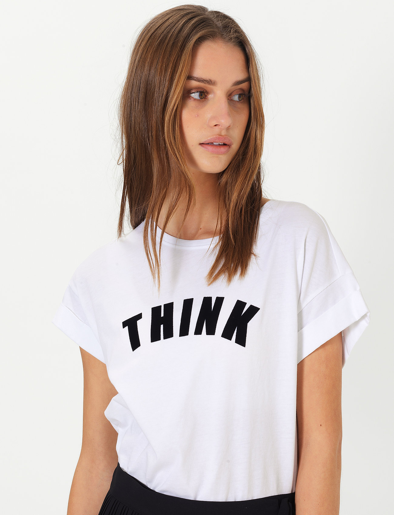 Second Female - Think Tee - t-shirts - white - 0