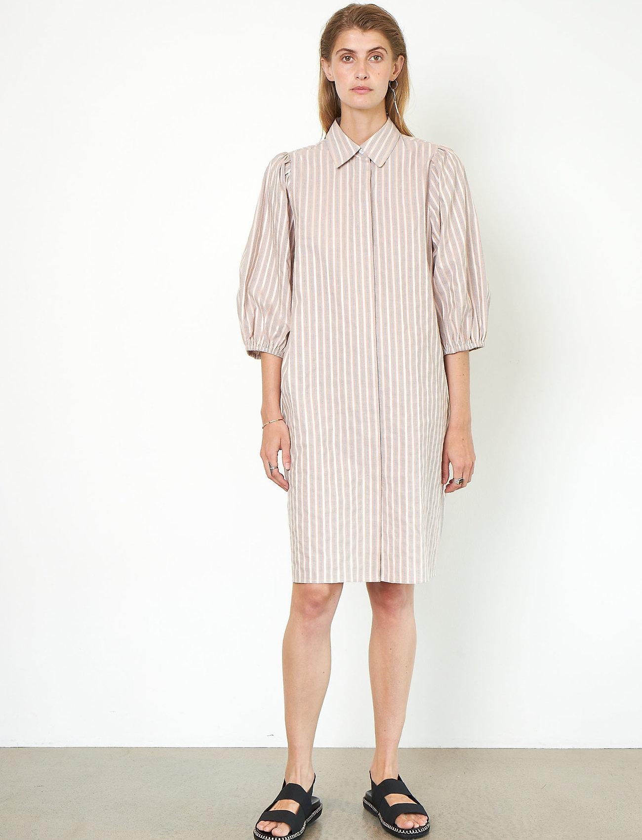 Second Female - Mabel New Dress - vardagsklänningar - tuscany - 0