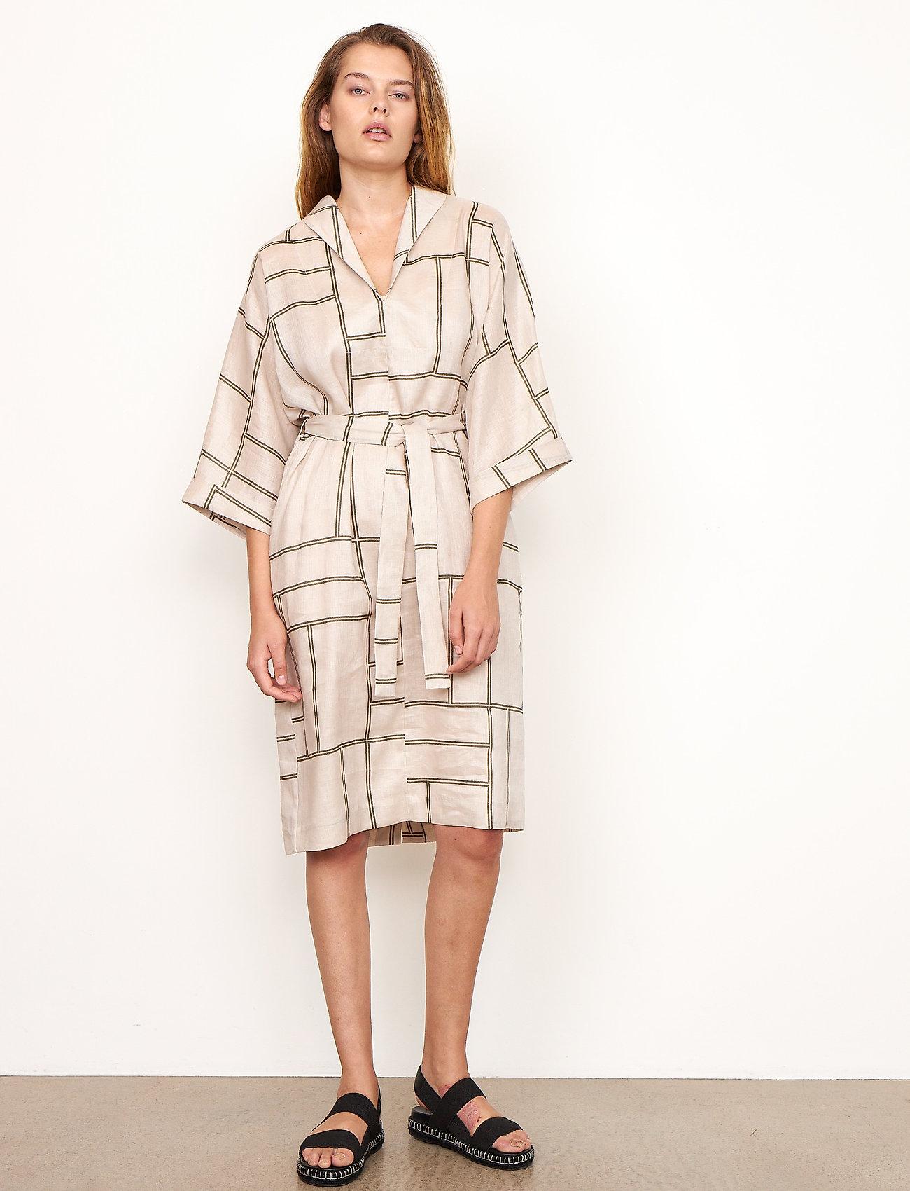 Second Female - Laval Dress - sommarklänningar - parchment - 0