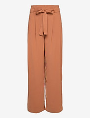 Yasemin Long Trousers - ARGAN OIL