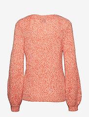 Second Female - West Knit V-Neck - jumpers - gossamer pink - 1