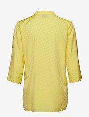Second Female - Mardi Blouse - long sleeved blouses - sunshine - 2
