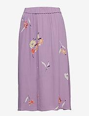 Second Female - Lissa Skirt - midi skirts - fair orchid - 0