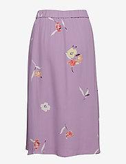 Second Female - Lissa Skirt - midi skirts - fair orchid - 1