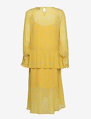 Second Female - Olivia Dress - midi dresses - sunshine - 1