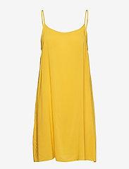Second Female - Olivia Dress - midi dresses - sunshine - 2