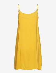 Second Female - Olivia Dress - midi dresses - sunshine - 3