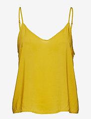 Second Female - Olivia Blouse - long sleeved blouses - sunshine - 2
