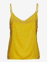 Second Female - Olivia Blouse - long sleeved blouses - sunshine - 3