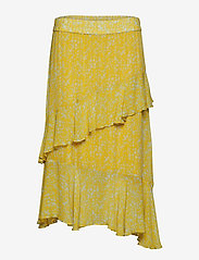Second Female - Olivia Skirt - midi skirts - sunshine - 0