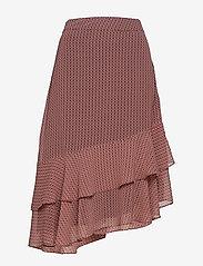 Second Female - Leen Skirt - midi skirts - valiant poppy - 0