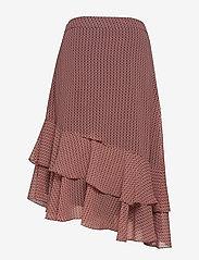 Second Female - Leen Skirt - midi skirts - valiant poppy - 1