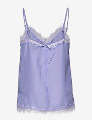 Second Female - Macy Strap Top - sleeveless blouses - pale iris - 1