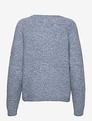 Second Female - This knit is made from a soft mohair and wool blen d and has - gensere - blue bonnet - 1