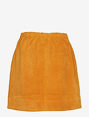 Second Female - Boyas MW Short Skirt - kort skjørt - inca gold - 1