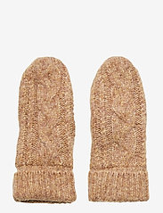 Second Female - Pinea Knit Mittens - rękawiczki - lark - 0