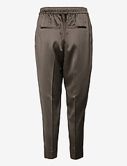 Second Female - This elegant trousers are made from a luxurious po lyester s - bukser med lige ben - sea turtle - 2