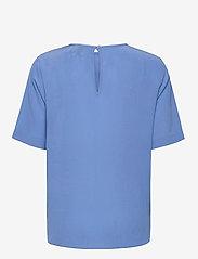 Second Female - Tonga Silk SS T-Shirt - t-shirts - blue bonnet - 2