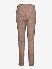 Second Female - Lena HW Trousers - bukser med lige ben - brandied melon - 1