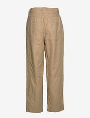 Second Female - Selene MW Trousers - rette bukser - cuban sand - 1