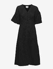 Milly SS Dress - BLACK