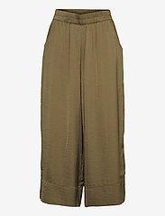 Minga New Trousers - STONE GREEN