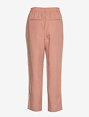 Second Female - Nukani MW Trousers - rette bukser - mocha mousse - 2