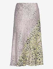 Second Female - Sine MW Midi Skirt - midi kjolar - tender yellow - 1
