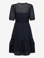 Second Female - Vilda Dress - korta klänningar - navy - 2