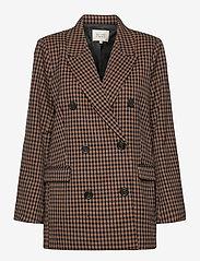 Second Female - Branley Blazer - oversized blazere - black - 0