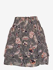Second Female - Geo Skirt - korta kjolar - caviar - 1