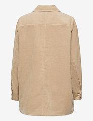 Second Female - Boyas Jacket - overshirts - humus - 2